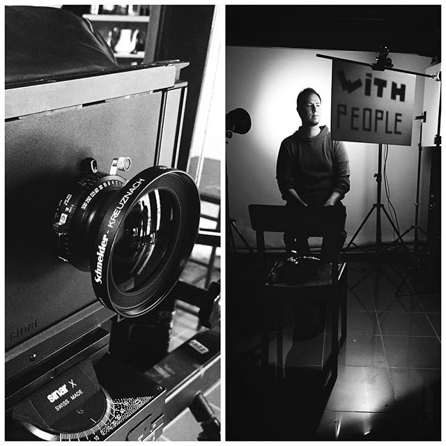 Today I started to work on my new project. After the portrait project #Radebrecht, which dealt with identity & nationality comes a project about fear and safety. #sinar #largeformat #largeformatphotography #blackandwhite #bnw #monochrome #instablackandwhite #monoart #insta_bw #bw #monotone #monochromatic #noir #fineart_photobw #sw #schwarzweiss