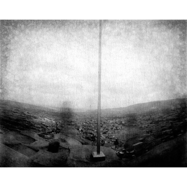 "Vadi, Cappadocia, 2016The horizon divides the land from the sky like the corner in a wall. Using a super wide pinhole camera traces the accurate line of the horizon with an unusual distortion. As Cappadocia is a wide and curly landscape full of branched valleys it loses perspective and horizon. The landscape flattens to an inaccurate height profile. ••• new work ""Vadi"" online under my profile link or: https://paulrubenmundthal.de/vadi/#Vadi #cappadocia #pinhole #pinholephotography #analogphotography"
