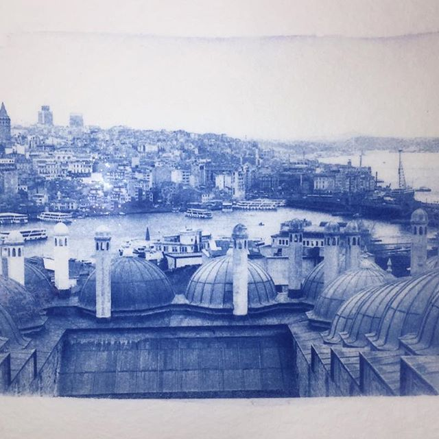 Süleymaniye Cyanotype •~~•#ishootfilm #blackandwhite #bnw #monochrome #instablackandwhite #monoart #insta_bw #bw #monotone #monochromatic #noir #fineart_photobw #sw #schwarzweiss #fineartprint #cyanotype #süleymaniyecamii #minoltacle #analogue #filmphotography #tmax #kodak #35mm #film#filmphotography #analog #35mmfilmphotography#shootfilm #rangefinder  #minoltacle #minolta #mrokkor